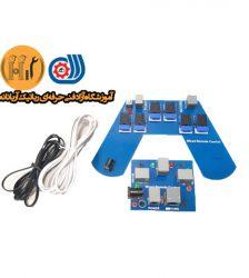 ریموت کنترل سه کانال | آموزشگاه فنی حرفه ای کرج و تهران | آموزشگاه رباتیک در تهران